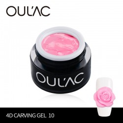 PLASTICINE 4D 10 LIGHT PINK COLOR
