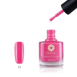 WEEKLY POLISH PINK 15 ML