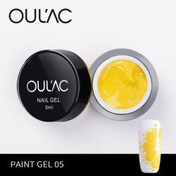 PAINT GEL 05 YELLOW COLOR