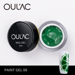 PAINT GEL 06 KOLOR ZIELONY